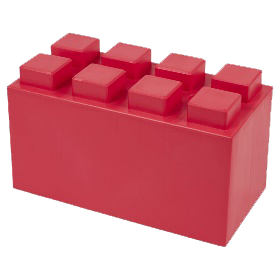 full block